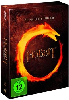 [Alphamovies.de] Die Hobbit Trilogie [Blu-ray] für 17,94€