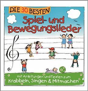 """Viele Kinderlieder CD´s von """"Die 30 Besten"""" ab 5,47€ bei Amazon"""