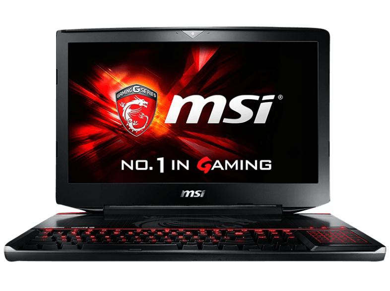 """MSI GT80S 6QE Titan SLI für 2879€- 18,4"""" Gaming Notebook mit Core i7-6920HQ, 2x GeForce GTX 980M mit je 8GB RAM, 32GB RAM, 2x 256 GB SSD, 1x 1 TB HDD, Blu-ray Brenner uvm."""