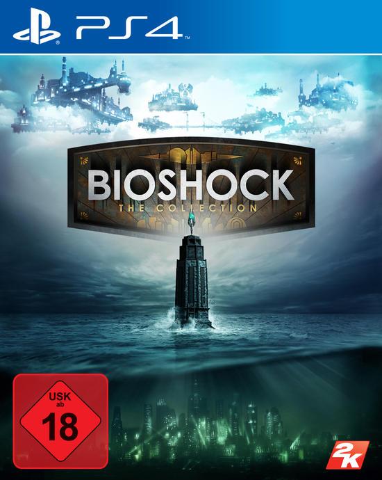 BioShock - The Collection (PS4) für 29,99€ (GameStop)