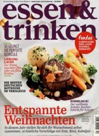 Essen & Trinken Magazin im Jahresabo (12 Ausgaben) für 18,80€ durch 40€ Amazon-Gutschein