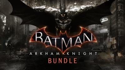 [Bundlestars] Batman: Arkham Knight Bundle