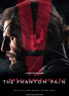 METAL GEAR SOLID V: THE PHANTOM PAIN [Key]