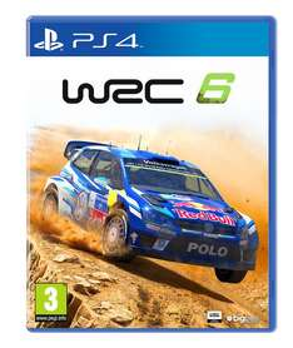 FIA World Rally Championship  WRC 6 (PS4) / 34,50 Euro inkl. Versandkosten