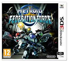 (Base.com) Metroid Prime: Federation Force (3DS) für 24,53€