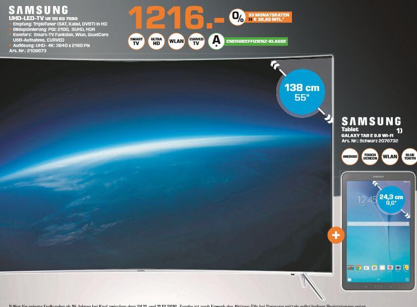 [Lokal Saturn Osnabrück ab 23.11] Günstige Tvs  zu Bestpreisen mit zb.LG 55EG9109 139 cm (55 Zoll) Curved OLED Fernseher (Full HD, Triple Tuner, 3D, Smart-TV) [Energieklasse A] für 1111,-€ und weitere im Dealtext