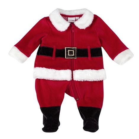 Weihnachtsanzug für Jungs oder Mädchen für 11,94€ inkl. VSK bei [babywalz]