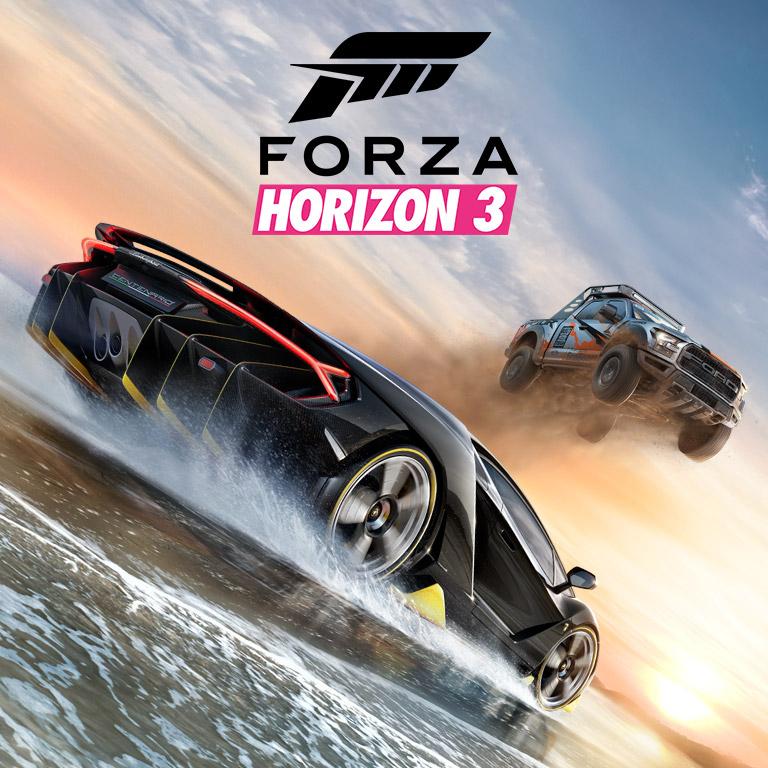 Forza Horizon 3 Standard Edition (PC & XBOX One) [MS Store Singapur]
