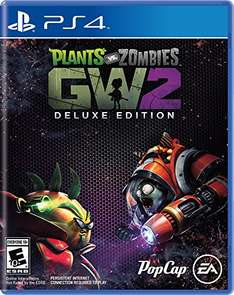 (Amazon.com) Plants vs. Zombies Garden Warfare 2: Deluxe Edition (PS4) für 24€