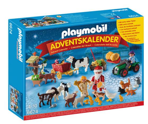 15% Rabatt auf Adventskalender - Mondscheinangebot bei [GALERIA Kaufhof] z.B. Playmobil 6624 für 8,49€ bei Abholung statt 15,20€