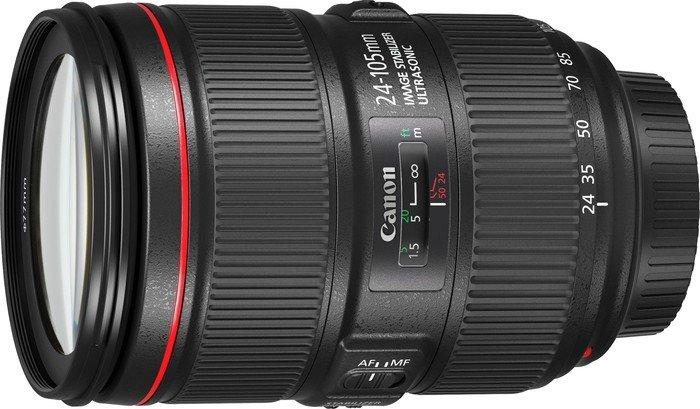 Amazon.de VORBESTELLER -30% Canon EF 24-105mm f/4L IS II USM Objektiv nur EUR 836,94 (statt EUR 1199,-)