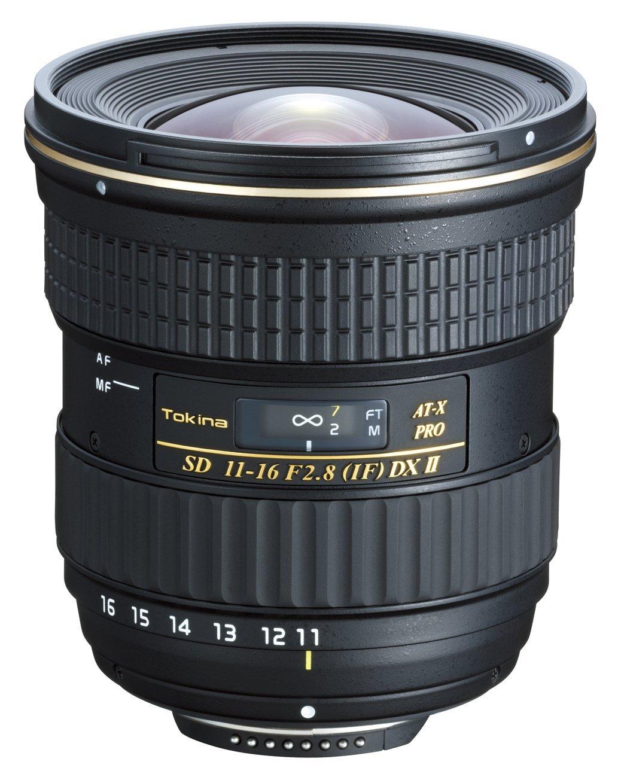 [Prime] Tokina AT-X 11-16mm f/2,8 Pro DX II Ultraweitwinkelzoom-Objektiv (77 mm Filtergewinde) für Canon