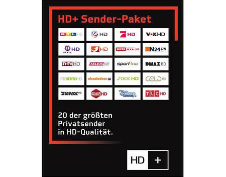 Allyouneed + PayPal - HD+ Verlängerung für 12 Monate - Guthaben zum Aufladen einer vorhandenen SmartCard - UPDATE: Ab 2017 wird HD+ teurer!