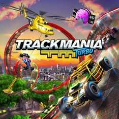 [PSN Canada] Trackmania Turbo PS4 für 11,66 €