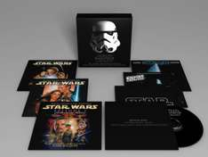 [Amazon]  Star Wars - The Ultimate Soundtrack Collection Box-Set, CD+DVD