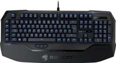 [amazon] Roccat Ryos MK Pro | Mechanische Gaming Tastatur mit Per-key Illumination | DE-Layout | Einzeltastenbeleuchtung | Mechanische Tasten | MX Key Switch braun oder rot  für 99,99€ anstatt 150€