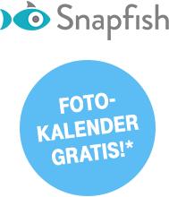 """[Snapfish] Gratis Fotokalender L (43x28cm) i.W.v. 23,99€ für Telekom Kunden - Versandkosten 4,99€ / """"Tauschbörse"""" in den Kommentaren"""