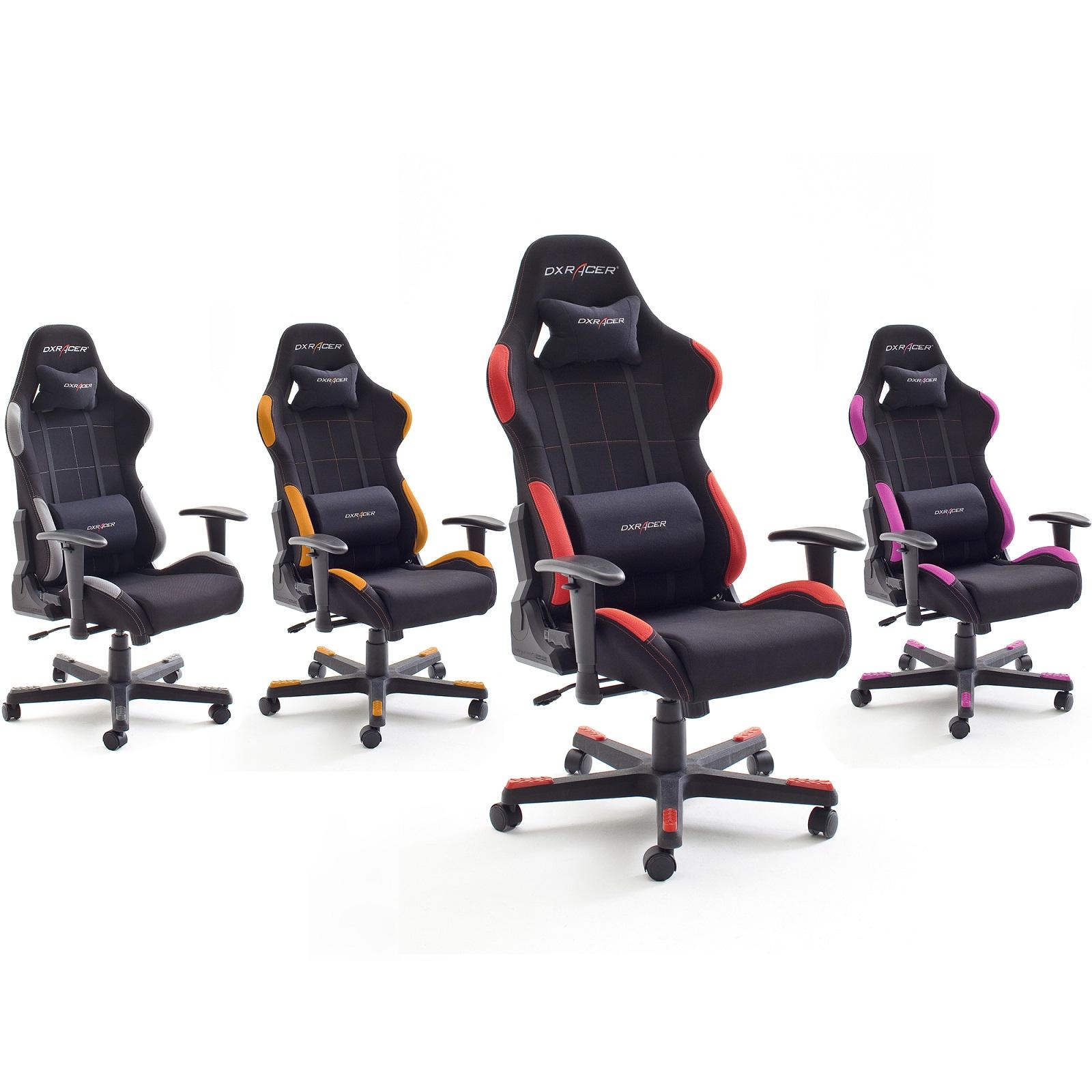 DXRacer F-Serie, Computerstuhl, Drehstuhl, Gamer Chair, Racer, Formula