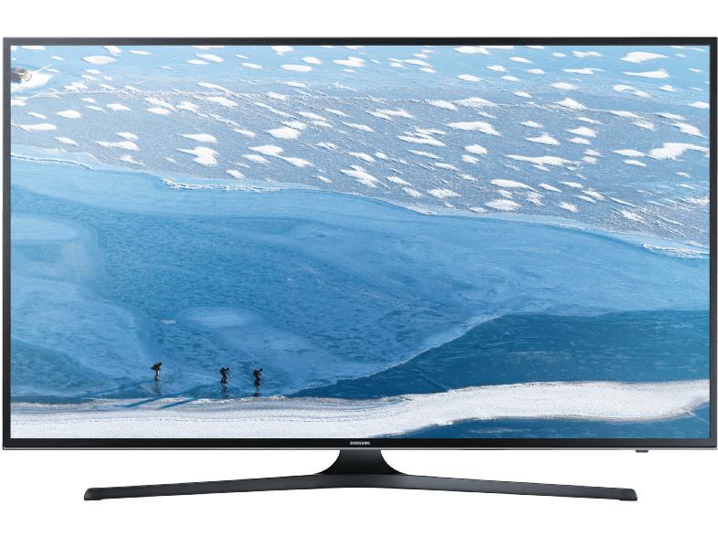 SAMSUNG UE55KU6079 55Zoll, UHD 4K, SMART TV, LED TV, DVB-T2 für 629,10€ inkl. Versand mit Gutschein bei ebay (Saturn)