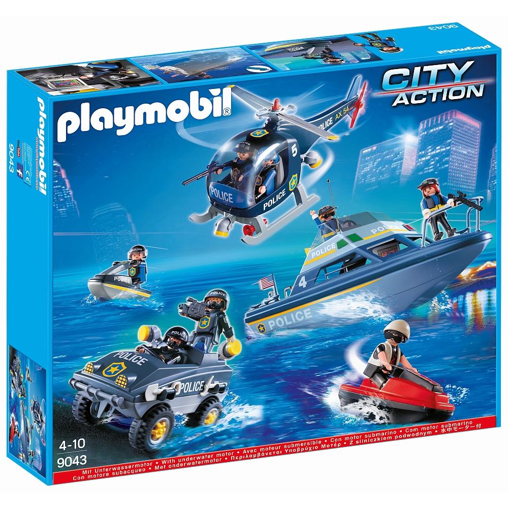 PLAYMOBIL - S.W.A.T. Mega Set - 9043 für 52,94€ inkl. Versand. (39,99€ möglich, bitte Beschreibung lesen.) PVG ab 66,33€