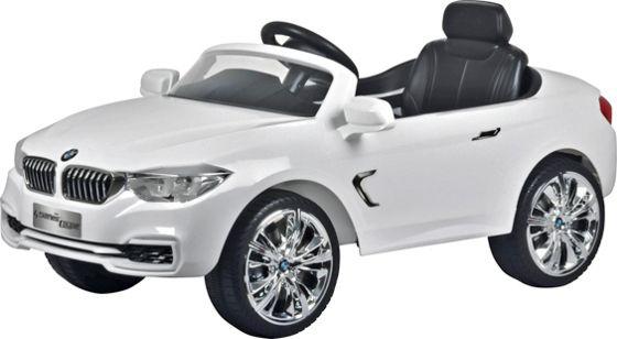 [Mömax] Kinderauto BMW, Elektro, mit Fernbedienung 122,95 inkl. Versand