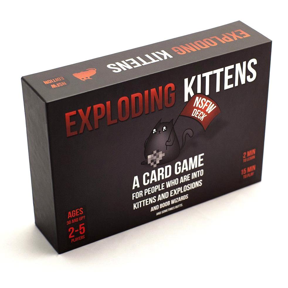 Exploding Kittens auch NSFW Version