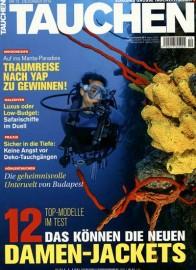 Tauchen Magazin im Jahresabo (12 Ausgaben) für 9,40€ durch 65€ Amazon-Gutschein