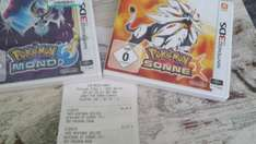 [Lokal] Berlin Media Markt Pokemon Sonne oder Mond 3DS