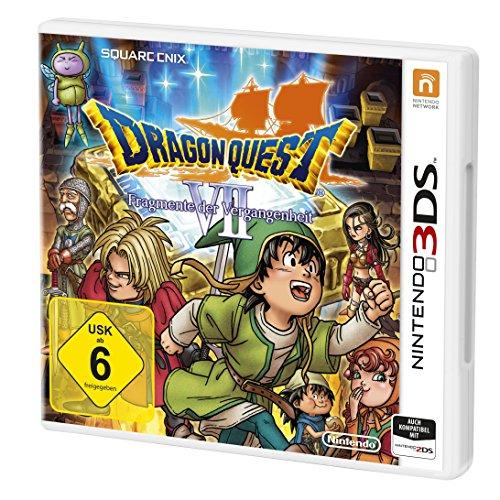 [3DS] Dragon Quest VII: Fragmente der Vergangenheit für 33,95 € @Amazon.de
