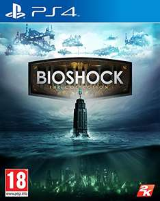 (Amazon.fr) BioShock - The Collection (PS4) für 29,70€