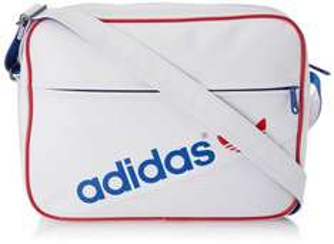 Adidas Adidas F79441 Airliner Umhängetasche Weiß perforiert - bei top12
