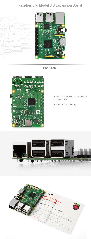 Gearbest - Raspberry PI 3 für 29,88€