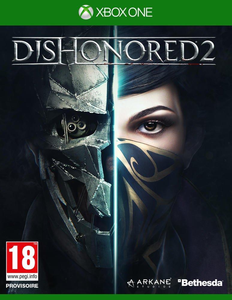(Amazon.fr) Dishonored 2: Das Vermächtnis der Maske (Xbox One) für 38,46€