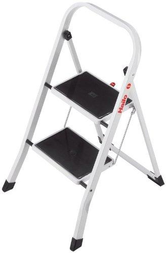 Hailo Stahl Klapptritt K20 2 Stufen 19,90€ inkl Versand für prime Miglieder @amazon (idealo 26,90€)