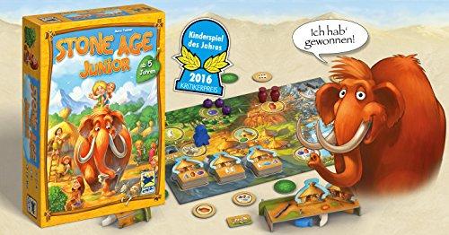"""""""Stone Age Junior"""" Kinderspiel des Jahres 2016 etwas günstiger bei Amazon"""
