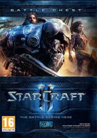 (CdKeys) Starcraft 2 Battle Chest 2.0 (PC) für 25,55€