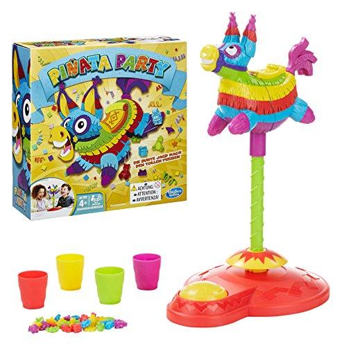 Weihnachtsgeschenk für Kinder Hasbro Spiele B4983100 - Pinata Party, Vorschulspiel --> EUR 6,68 € amazon Prime / oder 3 € VSK --> statt  17,13 €