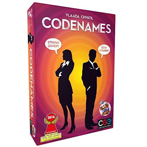 [Amazon Prime] Codenames - Spiel des Jahres 2016 für 10,39 Euro