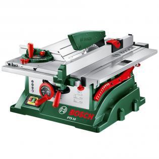 Bosch Tischkreissäge PTS 10 bei Hornbach (TPG redcoon) 224,10€ nächster Idealo Preis 288€
