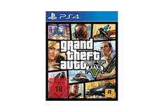 [Dealclub] Grand Theft Auto V - [PlayStation 4] für 29,99€ Versandkostenfrei