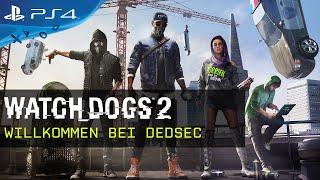 20% auf alles im Ubisoft Store (mit Black-Friday-Angeboten kombinierbar) - z.B. Watch Dogs 2 (PS4 / XBO) (Disc) für 39,99€ [Ubisoft]