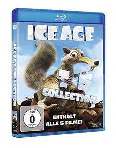 Ice Age 1-5 [Blu-ray] Amazon Blitzangebot