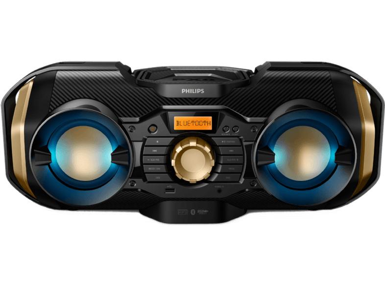 [MediaMarkt.at] PHILIPS PX840T/12 CD Soundmachine mit Bluetooth für 132€