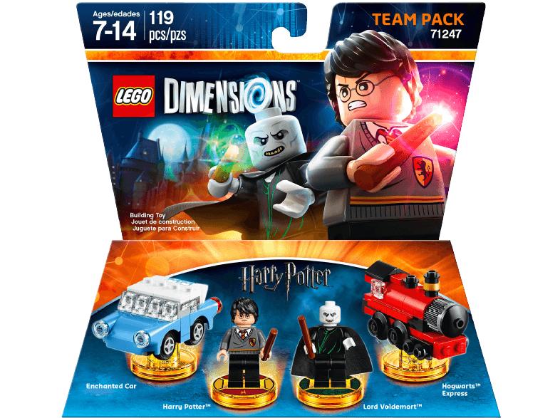 MediaMarkt (online/offline) Diverse LEGO Dimensions Sets bis zu 40% reduziert!