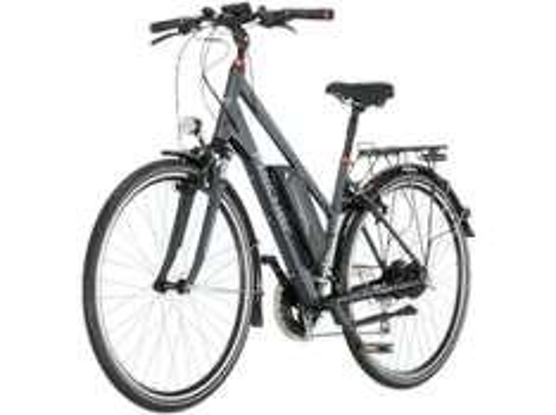 """FISCHER Proline ETD 1606 für 899€@BF2016 - 28"""" Trekking-Bike für Damen mit E-Motor und 24 Gängen"""