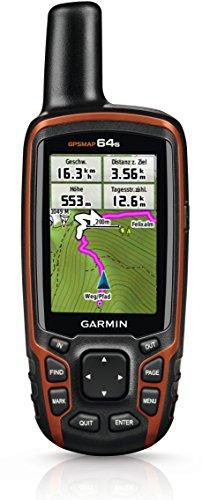 [amazon] Garmin GPSMAP 64s Navigationshandgerät - 2,6''-Farbdisplay, barometrischer Höhenmesser, Live Tracking