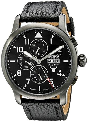 Ingersoll Unisex-Armbanduhr Analog IN1221GUBK für nur 175,83€