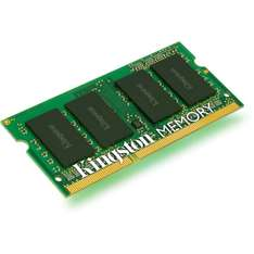 4GB Kingston ValueRAM DDR3-1600 SO-DIMM CL11 Single ) (2x2GB) für 14,10€ @Mindstar (incl. Versand und Paypal)