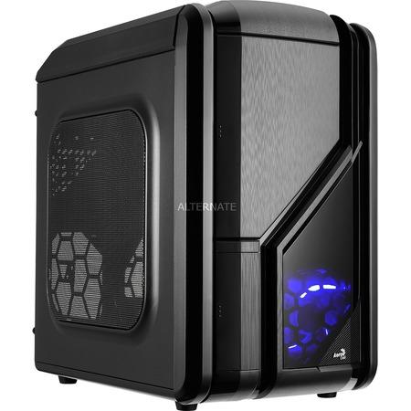"""Aerocool Gehäuse Cube Midi Tower """"GT-RS BK EDITION [eingebaute Lüftersteuerung!] für 22,99€ [27,94€ incl. Versand] @Zackzack.de"""