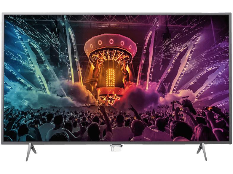 """Philips 55PUS6201/12 für 599,40€bei ebay (Saturn @BF2016) - 55"""" UHD TV mit Ambilight 2-seitig und Triple-Tuner (inkl. DVB-T2 H.265)"""